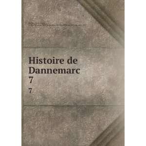 Histoire de Dannemarc. 7: Paul Henri, 1730 1807,Pre 1801