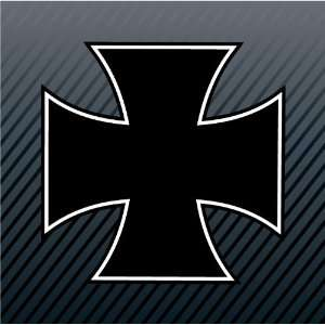 Iron Cross Military Car Trucks Sticker Decal Everything