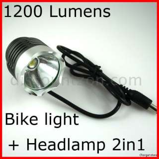 SSC P7 LED 1200 Lumens Bike/Bicycle lamp Cycling Light
