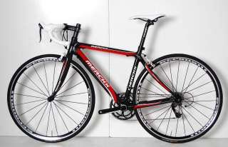 NEW EDDY MERCKX LXM FULL CARBON ROAD BIKE SRAM FSA SELLE ITALIA 47 cm