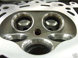 YAMAHA YFM 660 RAPTOR SERDI VALVE JOB 1 MM + BIG VALVES