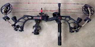 PSE Evo Dream Season Compound Bow Outfit RH 60 lb