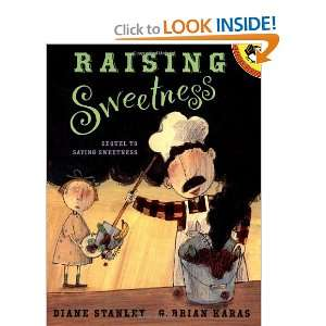 Raising Sweetness (Picture Puffin Books) (9780698119628