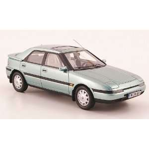 Mazda 323 F, 1992, Model Car, Ready made, Neo Scale Models