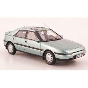 Mazda 323 F, 1992, Model Car, Ready made, Neo Scale Models
