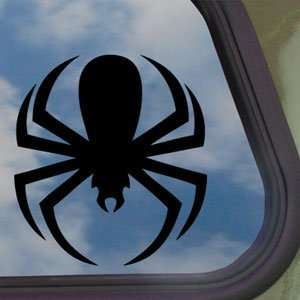 Spiderman Spider Black Decal Car Truck Window Sticker
