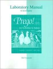 Laboratory Manual to Accompany Prego An Invitation to Italian