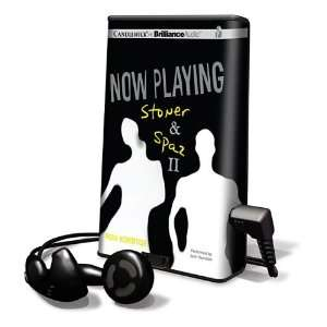 Now Playing: Stoner & Spaz II (Playaway Young Adult