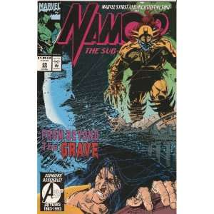 Namor, the Sub Mariner #39 June 1993 Bob Harras, Howard Rourke Books