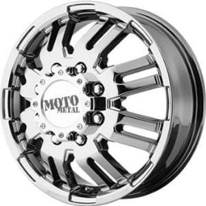 Moto Metal MO963 16x6 Chrome Wheel / Rim 8x170 with a 111mm Offset and