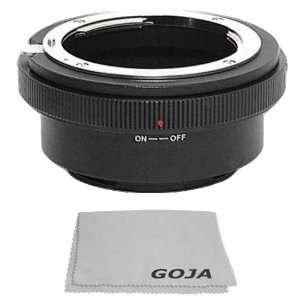 Nikon G Digital lens to Sony E Mount NEX 3 NEX 5 Camera