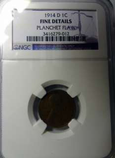 PLANCHET FLAW OBV. CHEAP!