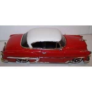 Jada 1/24 Scale Dub City Diecast 1953 Chevy Bel Air in