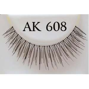 Asia 5 Pair Models Prefer Handmade High quality False Eyelashes AK 608