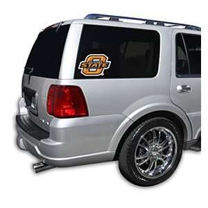 Oklahoma State Cowboys Die Cut Window Film   Small