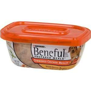 Beneful Prepared Meals Simmered Chicken Medley Dog Food
