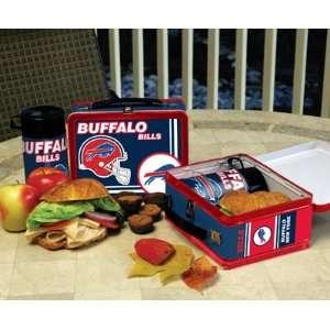 Buffalo Bills Memory Company Team Lunch Box NFL Football