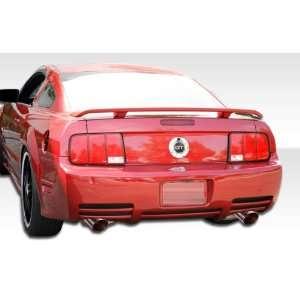 2005 2009 Ford Mustang Urethane Colt Rear Bumper