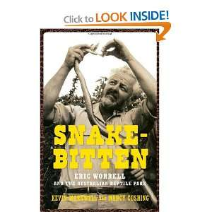 Snake Bitten Eric Worrell and the Australian Reptile Park