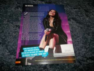Miranda Cosgrove 1pg Pinup clipping #J