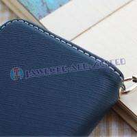 1x Credit Car Wallet Leather Skin Case Cover Holster for Apple iphone