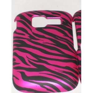 Kyocera Loft Torino S2300 Hot Pink Zebra Hard Case Cover
