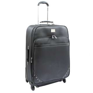 Kenneth Cole Reaction Curve Appeal II 2 Piece Luggage Set   Charcoal
