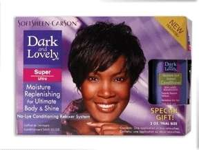 Dark And Lovely Super Ultra Hair Color Creme Relaxer
