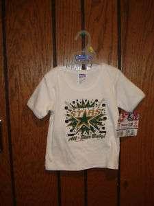 Dallas Stars Hockey tee t shirt 24M