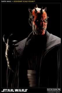 Sideshow Star Wars   Darth Maul Legendary Scale Figure