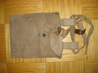 Soviet. Russian. Red Army. WW2 big shovel cover.