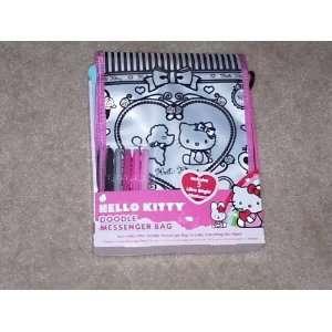 Hello Kitty Doodle Messenger Bag Toys & Games