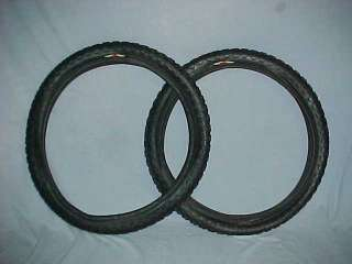 Rare NOS GT TIRES Old School BMX Winged Logo Comp III
