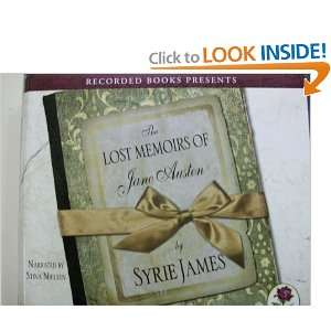 The Lost Memoirs of Jane Austen (Recorded Books Presents