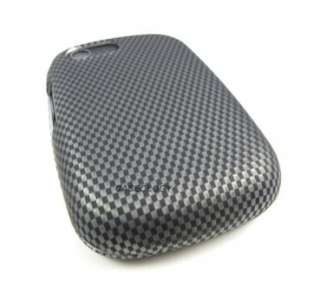 CARBON FIBER DESIGN HARD CASE COVER HP VEER 4G PHONE