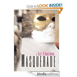 Masquerade (Robyn Kelly Mysteries) Liz Osborne  Kindle