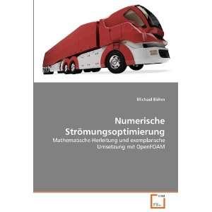 mit OpenFOAM (German Edition) (9783639328929) Michael Böhm Books