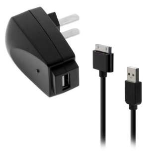 Wall Charger Adapter+Cable For Samsung Galaxy Tab I800