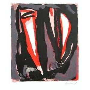 Mason Putman No. 311 by Bram van Velde, 19x23  Home
