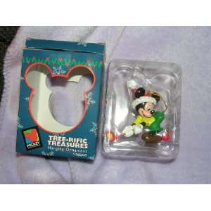 Disney Mickey Mouse with Golf Club Christmas Ornament by
