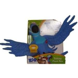 Rio Movie Electronic Talking Plush Pal Jewel Toys & Games