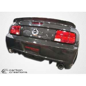 Mustang Carbon Creations Hot Wheels Wing Spoiler   Duraflex Body Kits