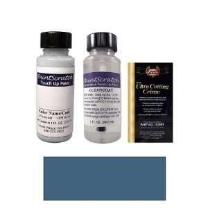 Oz. Le mans Blue Metallic Paint Bottle Kit for 2012 BMW 1 Series