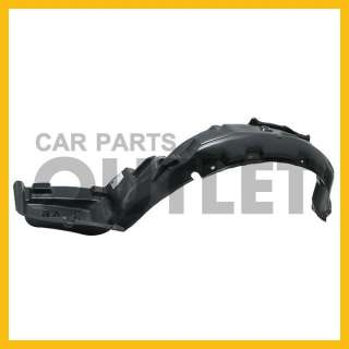 honda accord oem replacement front fender liner driver side left side