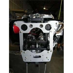 Polaris RZR +6 Gusset Kit   Dragonfire Automotive