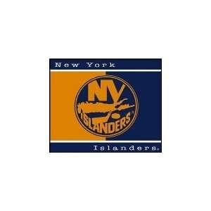 NHL Hockey New York Islanders 60X50 All Star Blanket/Throw   Fan Shop