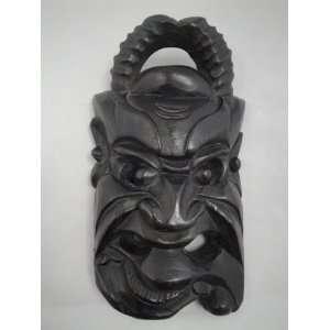 Tribal Ritual 11 Solid Wood Wall Art Decor Mask #339   FREE