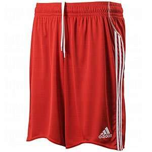 adidas Mens ClimaCool Equipo Shorts University Red/White