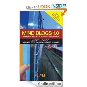 Mind Blogs 1.0: Nirmala Govindarajan, Christina Daniels, Zahid H