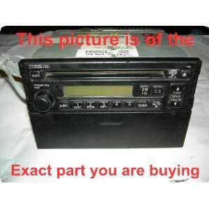 Radio  MAZDA TRIBUTE 01 AM FM CD, (4 speaker) Automotive